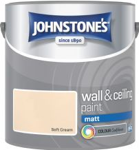 Johnstones Soft Cream Coloured Emulsion